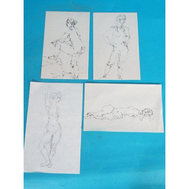 Nude Studies - Set of 4 - Image 2 of 6