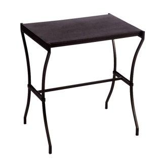 Black Iron Blake Side Table