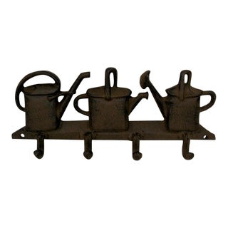 Cast Iron Towel Rack