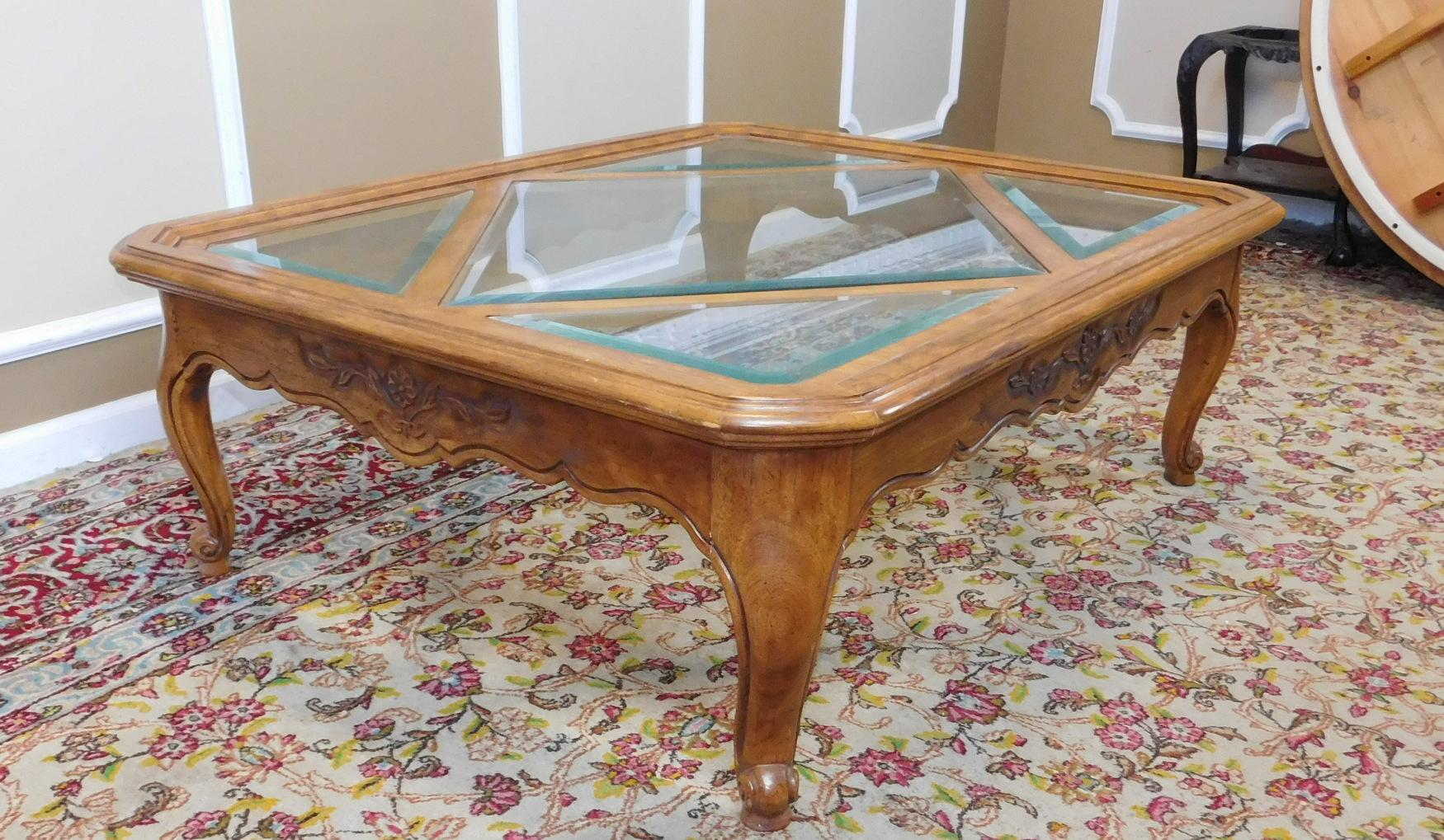 Drexel Heritage Cabernet Collection Coffee Table   Image 6 Of 9
