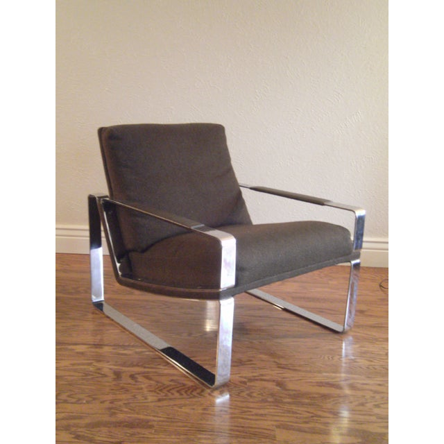 Image of Mid-Century Milo Baughman Lounge Chair