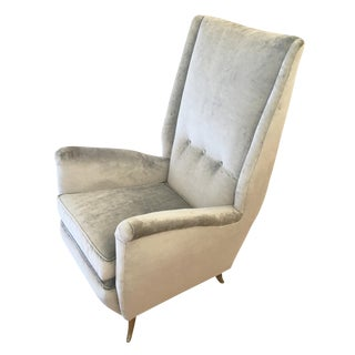 ISA Armchair Attributed to Gio Ponti