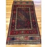"Image of Vintage Tribal Persian Rug - 3' x 5'10"""