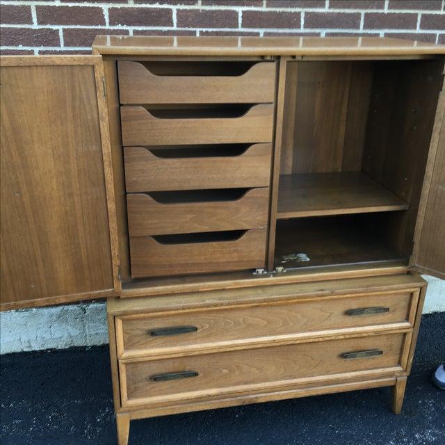 Image of Kroehler Highboy Tall Dresser