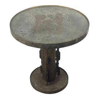 Phillip & Kelvin Laverne Etruscan Side Table