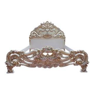 Italian Style Cherub California King Bedframe