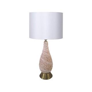 Ceramic Lava Glaze Lamp
