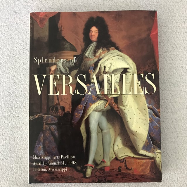 'Splendours of Versailles' Hardcover Book - Image 2 of 11