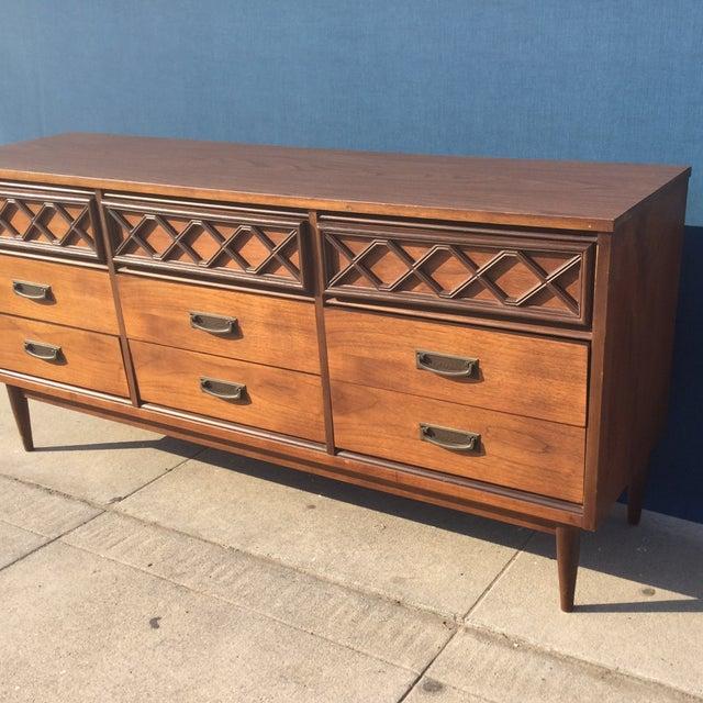 Image of Mid-Century Modern Dresser