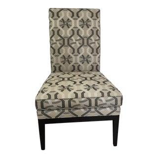 Mitchell Gold + Bob Williams Contemporary Slipper Chair