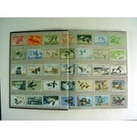 Image of Vintage Book of Duck Stamps & Prints