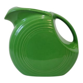 Fiestaware Shamrock Water Pitcher