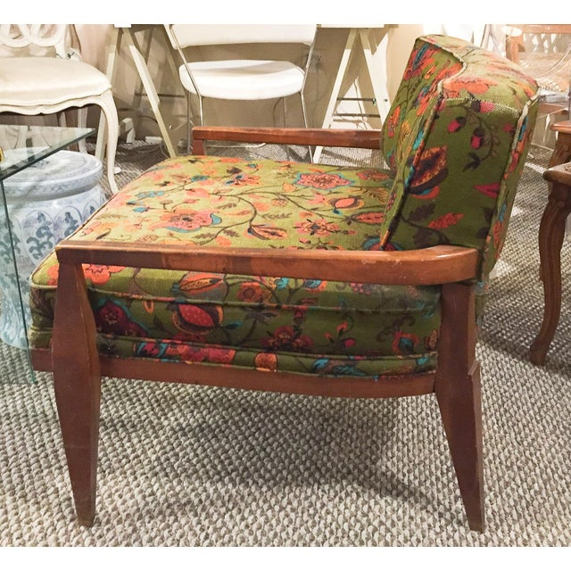 Vintage Mid Century Lounge Chair Chairish