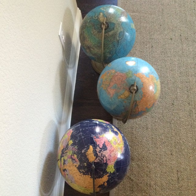 Mixed Group of Globes - Set of 3 - Image 10 of 10