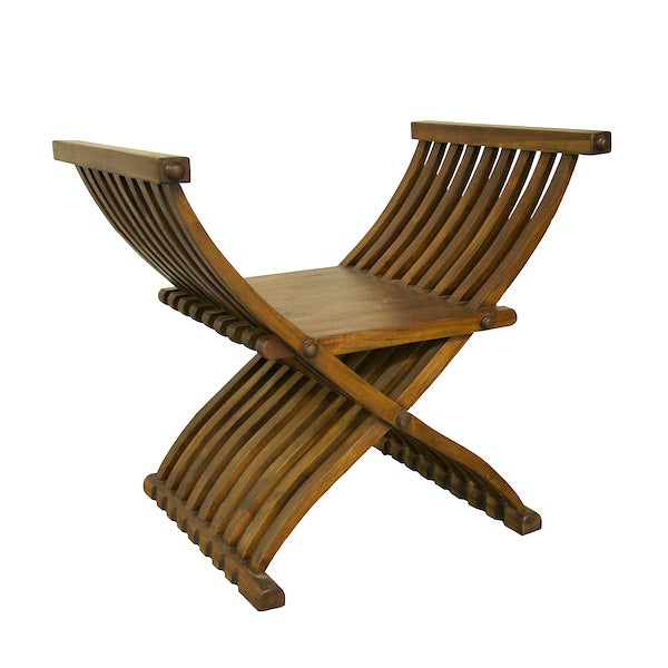 Mahogany Cerule Chair - Image 1 of 4