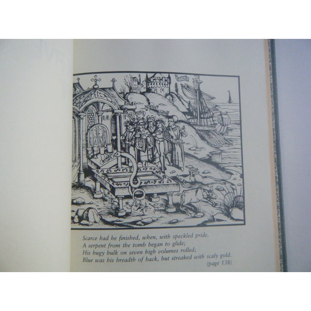 Vintage Book 'The Aeneid' by Virgil, Decorative - Image 7 of 7