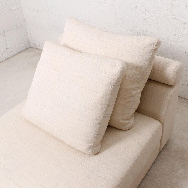 Image of Roche Bobois Chaise Lounge