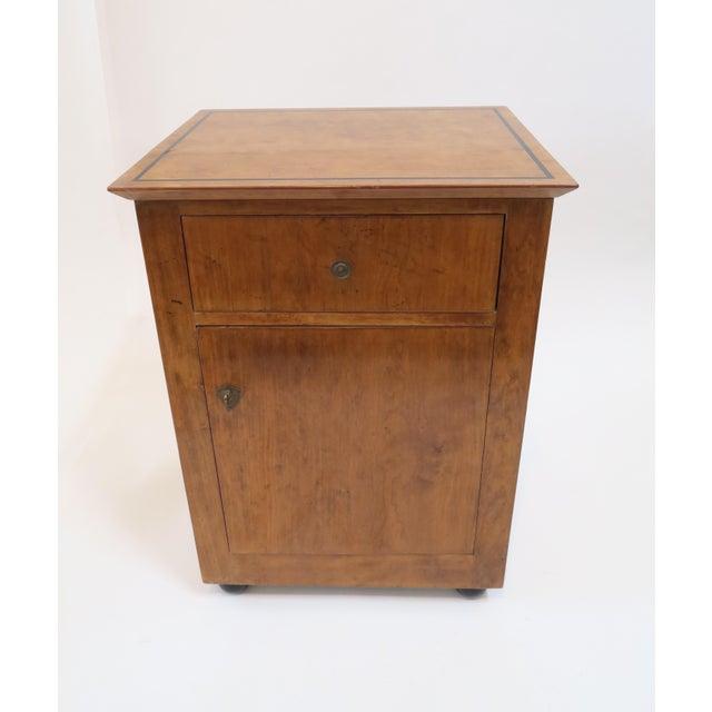 Beidermeier Style Small Cabinet - Image 3 of 8