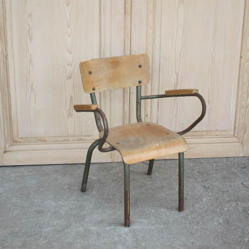 Vintage Thonet Childs Schoolhouse Chair - Image 2 of 5