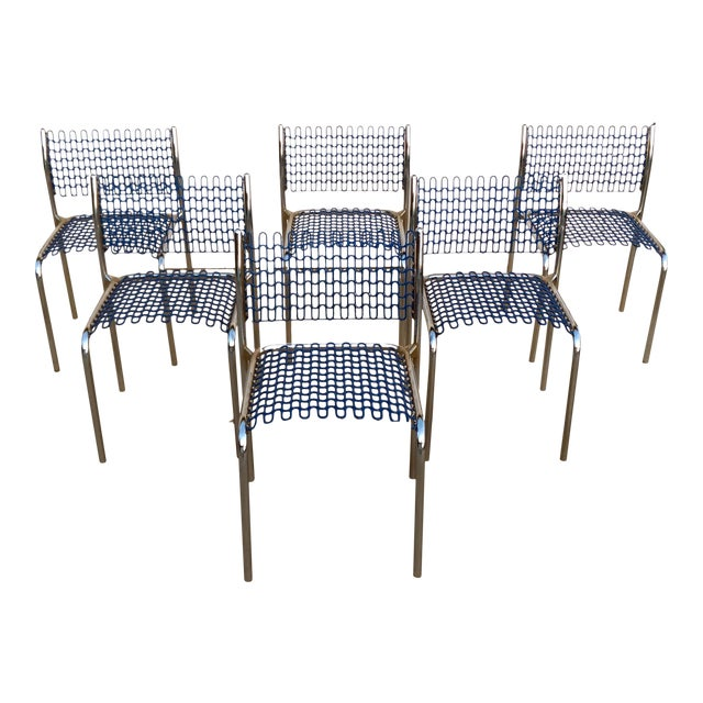 Thonet Sof-Tech Side Chairs by David Rowland - Set of 6 - Image 12 of 12