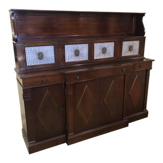 Antique Art Nouveau Buffet Server