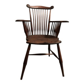 Antique Mahogany Chair