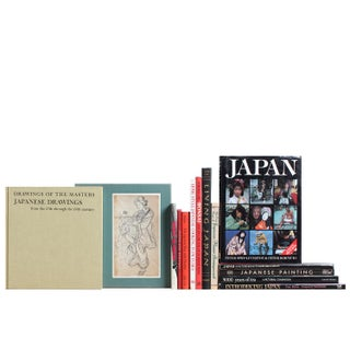 Japanese History, Art, & Culture Books - Set of 13