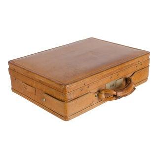 "Vintage Hartmann 5"" Belting Leather Briefcase Attaché"