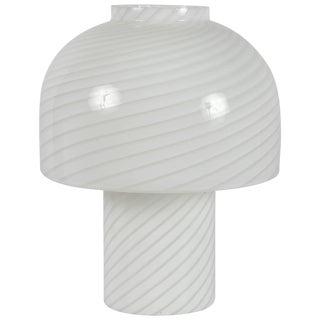 Vetri Murano Mushroom Table Lamp