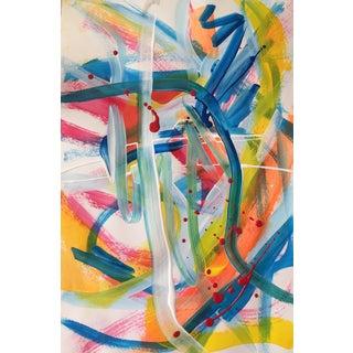 No. 196 Original Painting On Paper