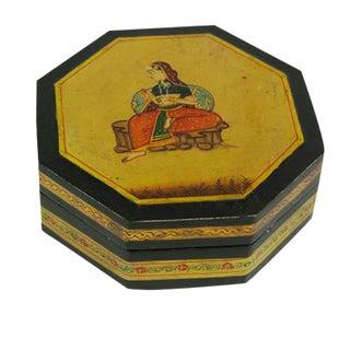 Jeet Mughal Painted Box