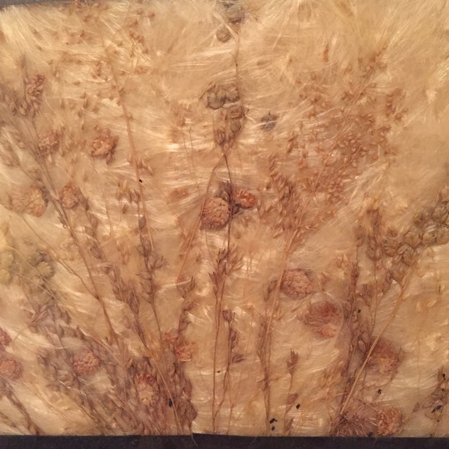 Pressed Butterfly and Gold Leaf Tray - Image 6 of 7