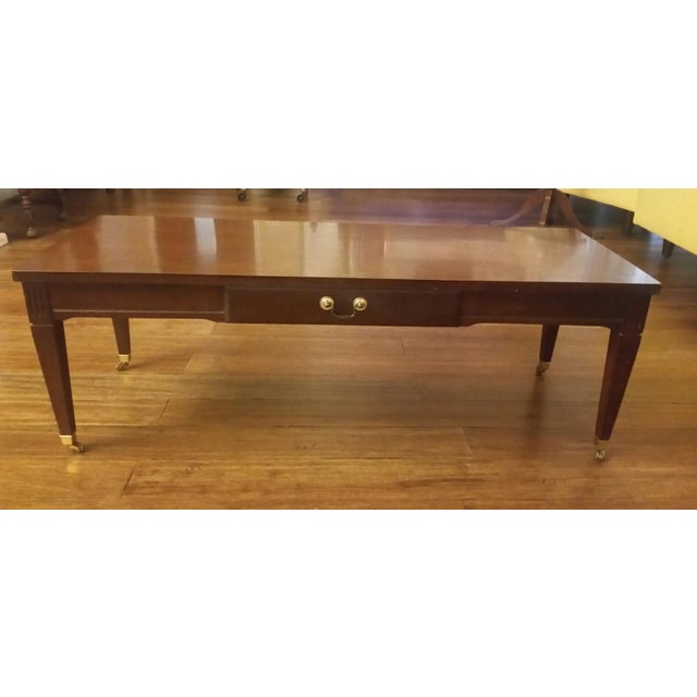 mersman coffee table chairish