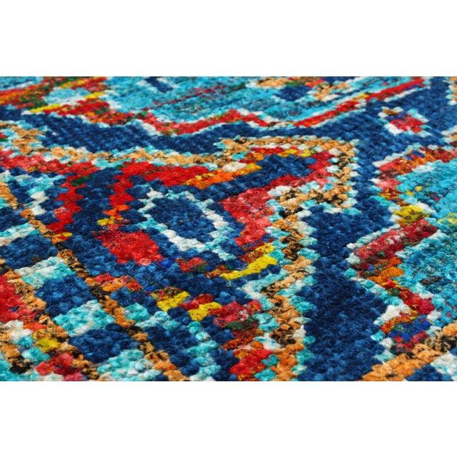 "Image of Handmade Sari Silk Rug - 8'1"" X 10'"