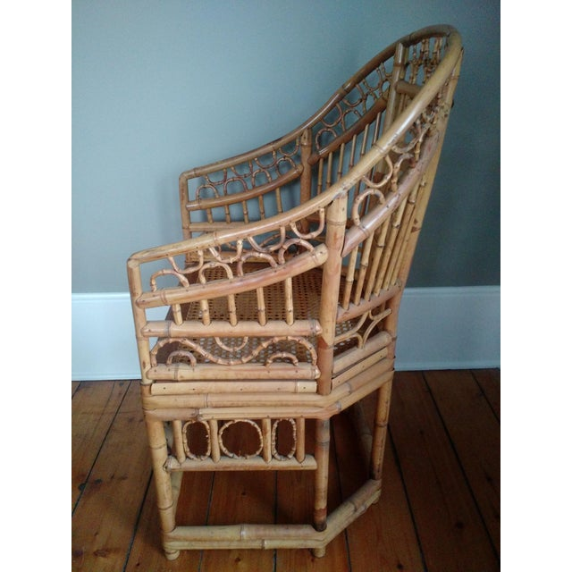 Brighton Pavilion Inspired Bamboo Chair - Image 5 of 7
