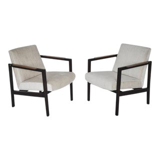 Dunbar Lounge Chairs by Edward Wormley