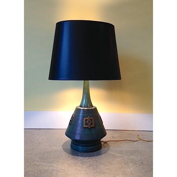 Fun Asian Style Table Lamp Chairish