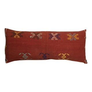 Moroccan Silk Cactus Pillow