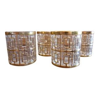 Imperial Glass Shoji Rocks Glasses - Set of 4