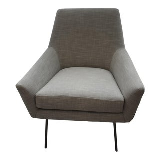 West Elm Wire Base Chair