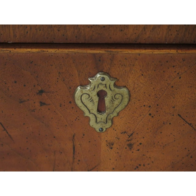 Henredon Folio 10 Walnut George III Style Secretary Desk - Image 6 of 11