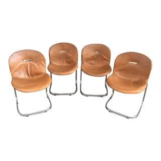 Gastone Rinaldi Lounge Chairs - Set of 4