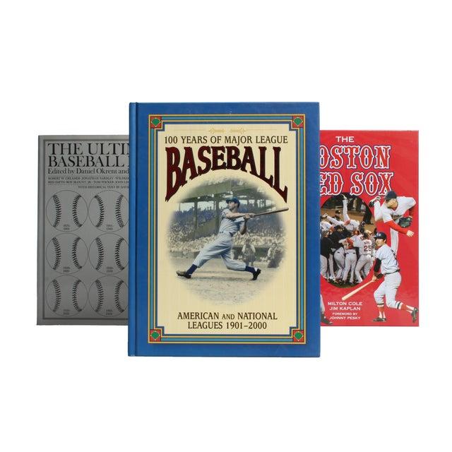 Vintage Baseball Books - Set of 7 - Image 2 of 2