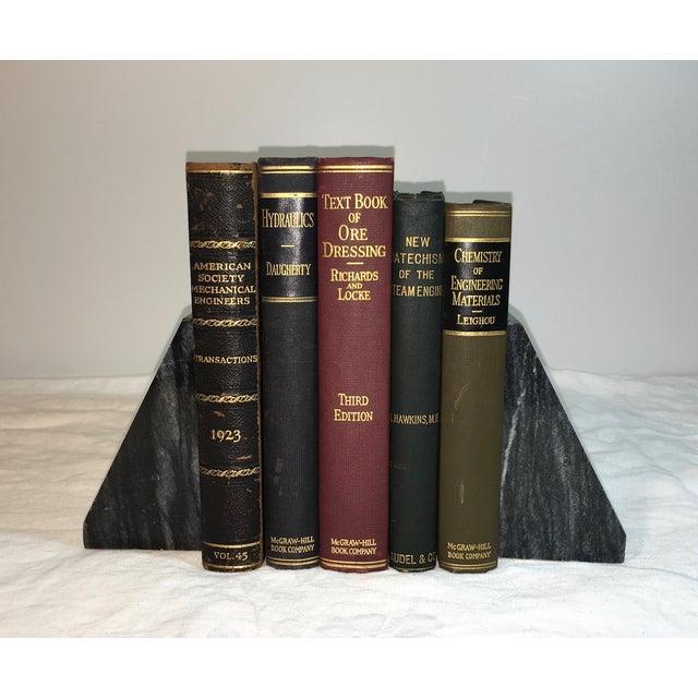 Vintage Display Books on Engineering - Set of 5 - Image 2 of 3