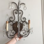 Image of Mid-Century Sconces - A Pair
