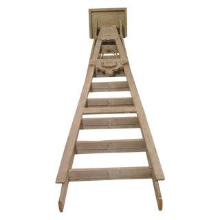 19th Century 10-Step French Artist Ladder