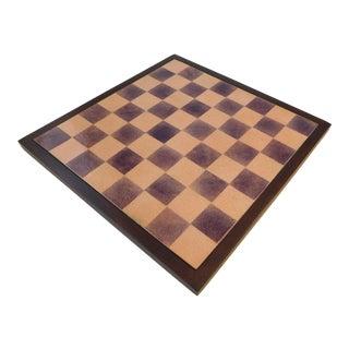Paolo De Poli Enamel Chessboard