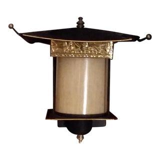 Vintage Ornate Chinese Lamp