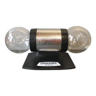 Dremel Shoe Polisher Lamp