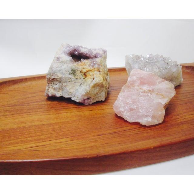 Vintage Geode Agate Quartz Stones - Set of 3 - Image 11 of 11